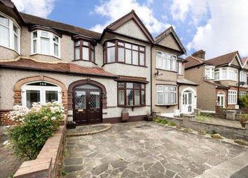 Thumbnail 3 bed terraced house for sale in Eccleston Crescent, Chadwell Heath, Romford