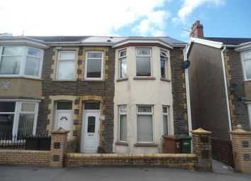 Thumbnail 3 bed terraced house to rent in Church Street, Rhymney, Tredegar
