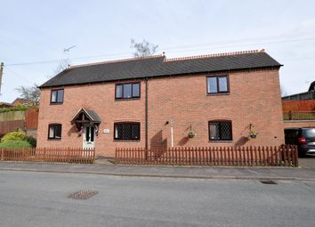 Thumbnail 4 bed detached house for sale in Ludgate Street, Tutbury, Burton-On-Trent