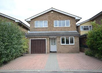 Thumbnail 5 bed detached house for sale in Newton Way, Tongham, Farnham