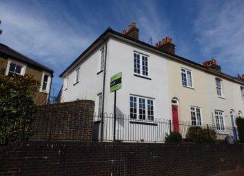 Thumbnail 3 bed terraced house to rent in Upper West Street, Reigate