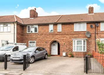 Thumbnail 3 bedroom terraced house for sale in Westway, London