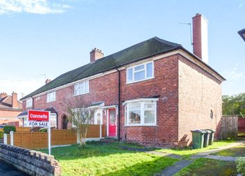 Thumbnail 3 bedroom end terrace house for sale in Alexandra Crescent, West Bromwich