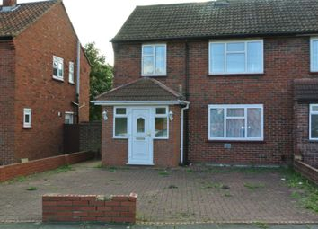 Thumbnail 3 bed semi-detached house to rent in Brabazone Road, Hounslow