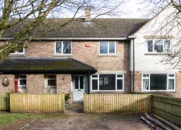 Thumbnail 2 bed terraced house for sale in Wright Road, Upper Rissington, Cheltenham