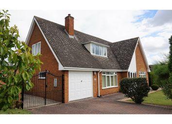 Thumbnail 4 bed detached house for sale in Simon De Montfort Drive, Evesham