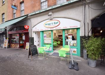 Thumbnail Commercial property to let in Whitechapel Road, London