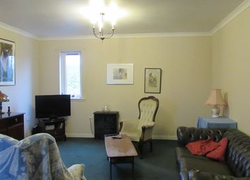 Thumbnail 2 bed flat to rent in Strand Court, Auchterarder, Perthshire