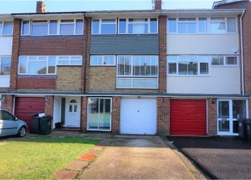 Thumbnail 4 bedroom town house for sale in Cedar Drive, Dartford