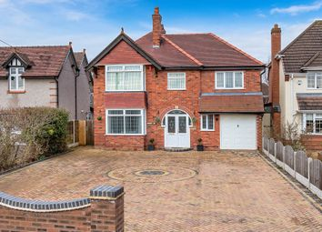Thumbnail 5 bed detached house for sale in Forton Road, Newport
