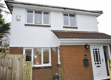 Thumbnail 3 bedroom detached house for sale in The Glade, West Cross, Swansea