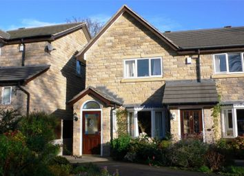Thumbnail 2 bed end terrace house to rent in Bromley Bank, Denby Dale, Huddersfield, West Yorkshire