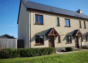 Thumbnail 2 bed semi-detached house for sale in Coppins Park, Pentlepoir, Saundersfoot
