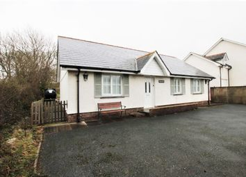 Thumbnail 3 bed bungalow for sale in Llandysul Road, New Quay, Ceredigion