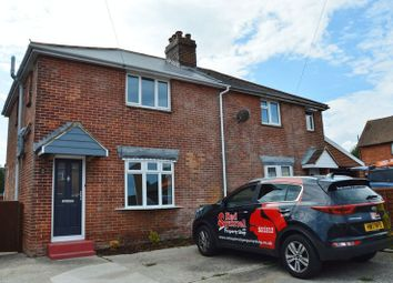 Thumbnail 3 bed semi-detached house to rent in Mill Hill Road, Cowes