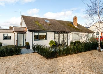 Thumbnail 3 bed semi-detached bungalow for sale in Muscroft Road, Prestbury, Cheltenham, Gloucestershire