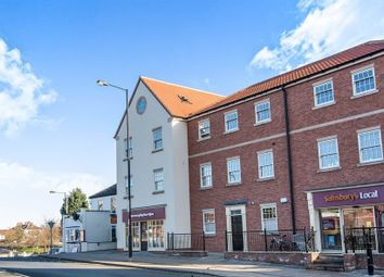 Thumbnail 2 bed flat for sale in High Street, Bawtry, Doncaster