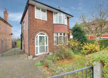Thumbnail 3 bed detached house for sale in Russell Crescent, Wollaton, Nottingham