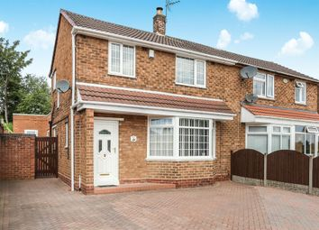 Thumbnail 4 bed semi-detached house for sale in Walsall Road, West Bromwich