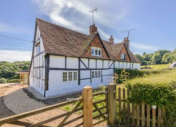 Thumbnail 2 bedroom semi-detached house to rent in Pease Hill, Bucklebury, Berkshire