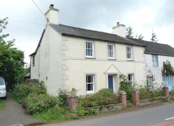 Thumbnail 3 bed semi-detached house for sale in Llangorse, Brecon