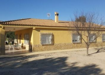 Thumbnail 3 bed villa for sale in Spain, Valencia, Alicante, Sax