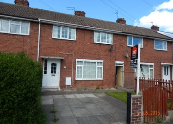 Thumbnail 3 bed terraced house to rent in Dr Anderson Avenue, Stainforth