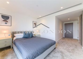 Thumbnail 2 bed flat for sale in The Dumont, 27 Albert Embankment, London