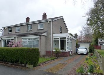 Thumbnail 3 bed semi-detached house for sale in Clamps Grove, St. Leonards, East Kilbride