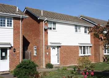 Thumbnail 3 bed semi-detached house for sale in Heighton Close, Bexhill-On-Sea