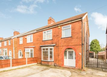 Thumbnail 3 bed semi-detached house for sale in Buckingham Avenue, Scunthorpe
