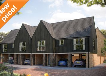 """Thumbnail 2 bed property for sale in """"The Bittern"""" at Station Road, Longstanton, Cambridge"""