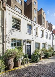 Thumbnail 2 bed mews house for sale in Mcleods Mews, London
