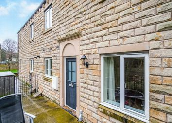 Thumbnail 2 bed town house for sale in Woodland View, Thongsbridge, Holmfirth