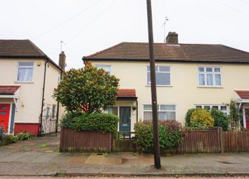 Thumbnail 2 bed semi-detached house for sale in College Gardens, Enfield