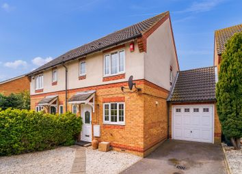 Thumbnail 3 bed semi-detached house for sale in Trevithick Close, Feltham
