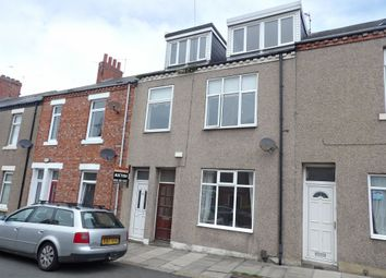 Thumbnail 3 bed maisonette for sale in Bewick Street, South Shields
