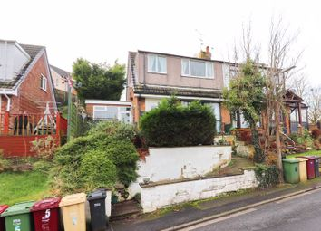 Thumbnail 3 bed semi-detached house for sale in Glen Avenue, Kearsley, Bolton