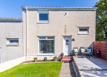 Thumbnail 3 bed end terrace house for sale in Holms Crescent, Erskine, Renfrewshire