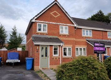 Thumbnail 3 bed end terrace house for sale in Ludlow Close, Warrington