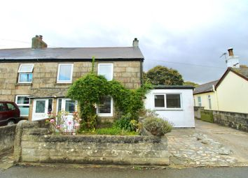 Thumbnail 2 bed cottage for sale in Chapel Road, Leedstown, Hayle