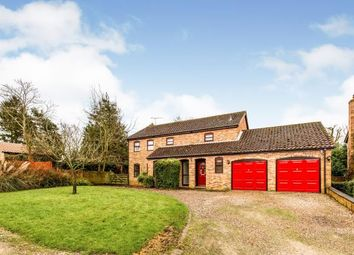 Thumbnail 4 bed detached house for sale in St. Marys Close, East Cottingwith, York, East Riding Yorkshire