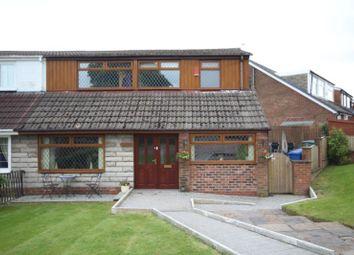 Thumbnail 4 bedroom semi-detached house for sale in Highfield Road, Norden, Rochdale
