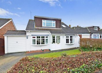 Thumbnail 3 bed detached house for sale in Northumberland Road, Istead Rise, Kent