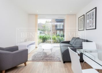 Thumbnail 1 bed flat to rent in Marine Wharf, Surrey Quays