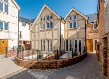 Thumbnail 2 bedroom semi-detached house for sale in Steeple Mews, Pepper Lane, Ludlow, Shropshire