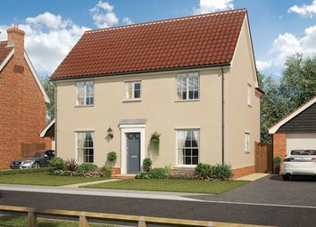 Thumbnail 4 bedroom detached house for sale in The Besthorpe, Thetford Road, Thetford, Norfolk