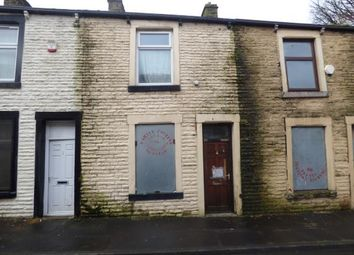 Thumbnail 2 bed terraced house for sale in Grange Street, Burnley, Lancashire