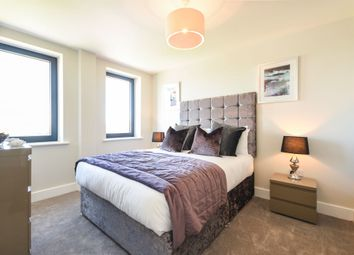 Thumbnail 2 bed flat for sale in Hunters Court, William Hunter Way, Brentwood