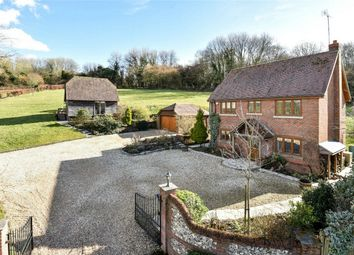 Thumbnail 4 bed detached house for sale in Owslebury, Winchester, Hampshire